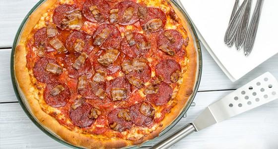 Pizza po americku