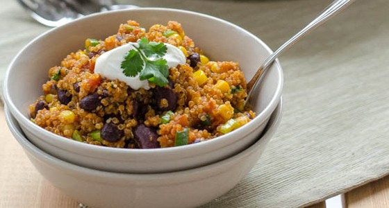 Mexická quinoa