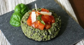 Brokolicové koláčky s belugou