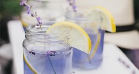 Levandulová limonáda
