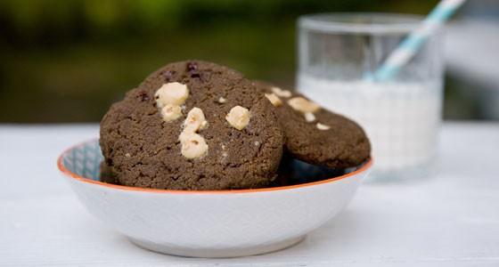 Čokoládové sušenky