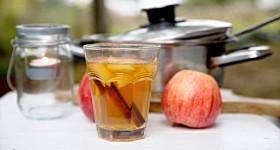 Horké jablko pro děti