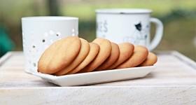 Medovo-zázvorové sušenky