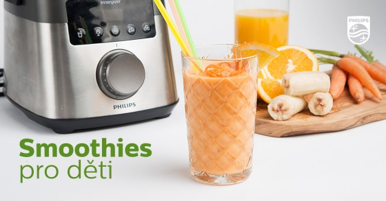 Smoothies pro děti