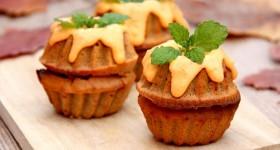 Dýňové muffiny (od 1 roku)