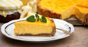 Dýňový cheesecake (od 1 roku)