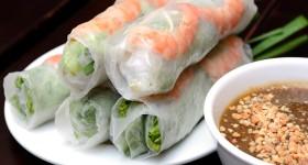 Vietnamské jarní závitky