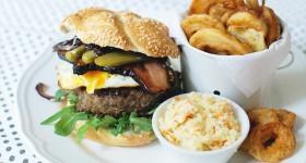 Farmářský burger