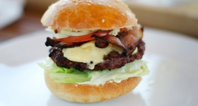 Nejlepší klasický hamburger