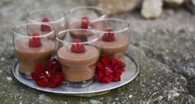 Čokoládová pěna - La mousse au chocolat