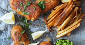 Fish and chips podle Petry